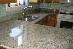 Alaska granite countertops