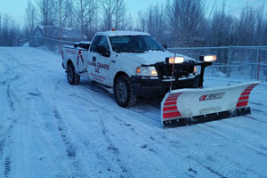 Wasilla and Palmer Snow Plowing