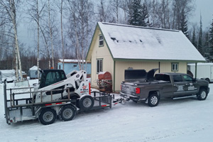 Wasilla Snow Plowing